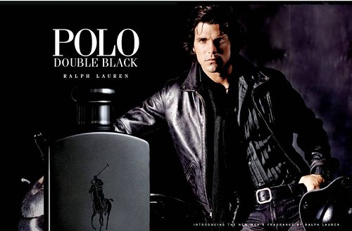 Anuncio Colonia Polo Double Black