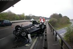 Verkehrsunfall A3 Mönchhof-Dreieck 31.03.07