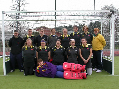 Ladies 3rd XI 2006-07