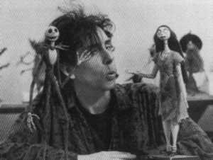 Burton con Jack y Sally