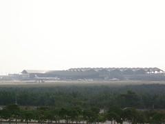 56.從Sepang賽場遠眺吉隆坡國際機場