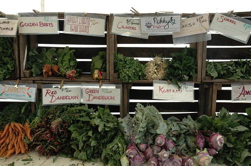 Evanston Farmer's Market