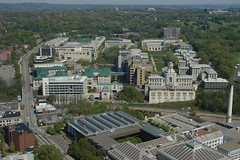 Carnegie Mellon from Above