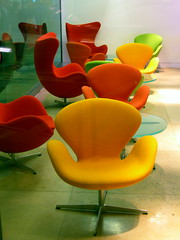 Happy Chairs (via Flickr) from Lars Ploughmann