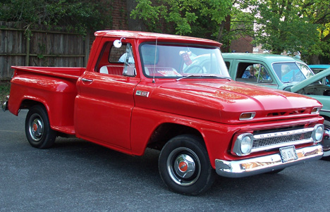 1965 Chevy Stepside