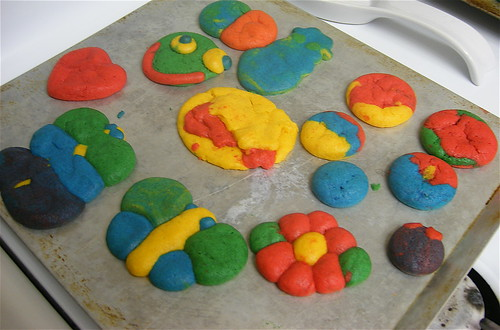 Rainbow Cookies II