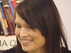 Tarja Turunen at the International Book Fair 2...