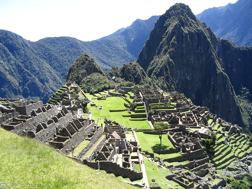 Machu Picchu - Photo : robennais