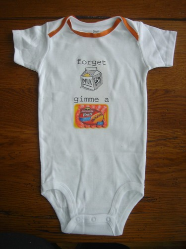 Baby onesize for Baby Lohse