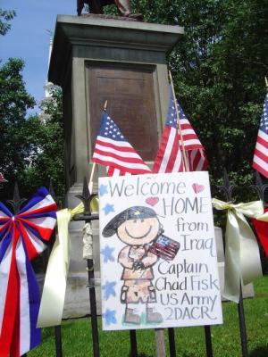 Welcome home, Keene, NH