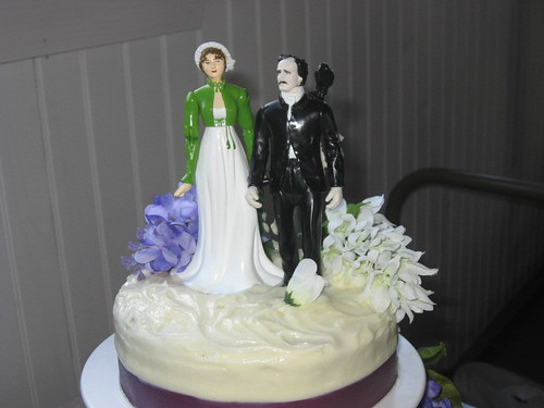 Wedding Cake Toppers by reabhecc.