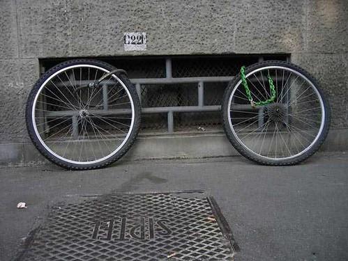 Robo de bilcicleta