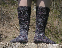pot socks back model 2