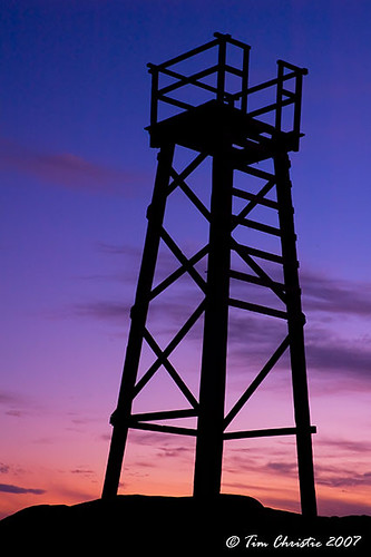 Redhead Beach Shark Tower