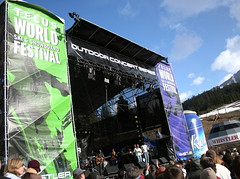 Telus World Ski and Snowboard Festival 2007 - Main Stage