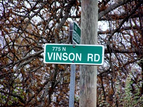 Vinson Road