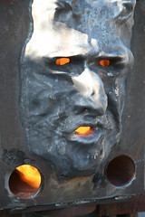 Mr. Satan Head