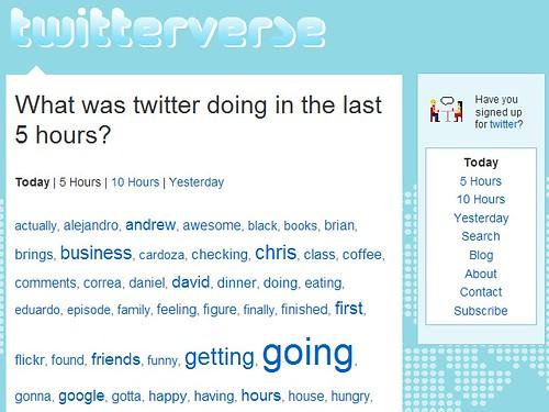 Twitterverse