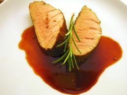Filetto di maiale al aceto balsamico