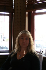 Me at breakfast at 20 Milk Street
