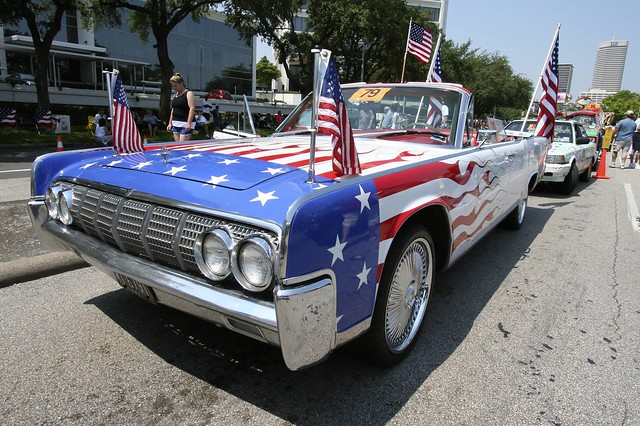 America the Art Car