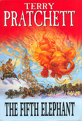 The Fifth Elephant, Terry Pratchett