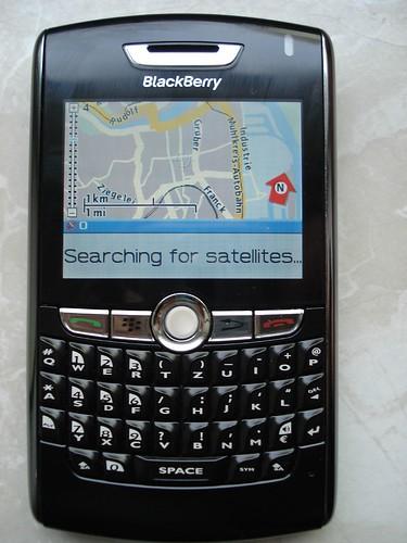 BlackBerry Maps 880 003