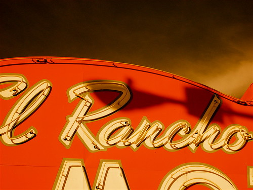 El Rancho Boulder Motel, Boulder City