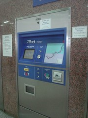 34.Kelana Jaya Line的售票機