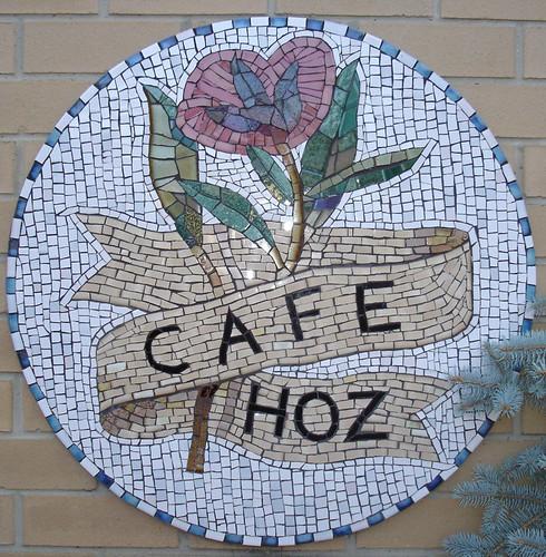 Cafe Hoz - Panel 1