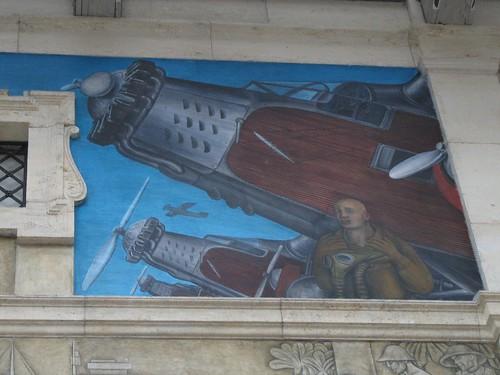 airplanes - Rivera Court