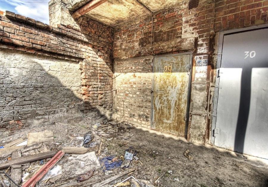 The Ruins of Kharkov