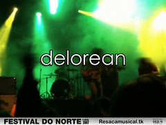 Delorean Festival do Norte 2007