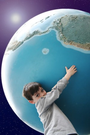 Every day is earth day - Photo : woodleywonderworks