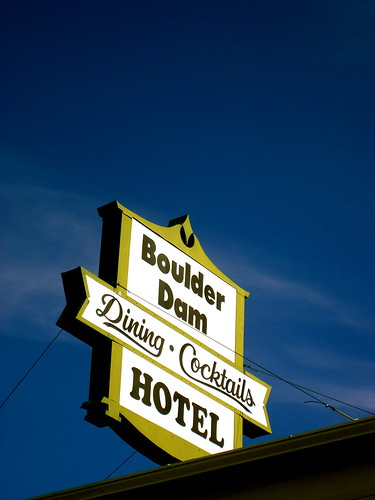 Boulder Dam Hotel (It's Haunted!)