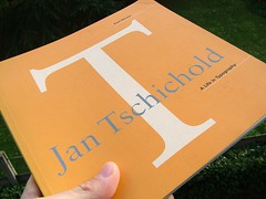 Jan Tschichold. A life in typography. By Ruari...