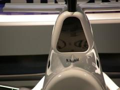 44.BMW F1.07進氣口特寫