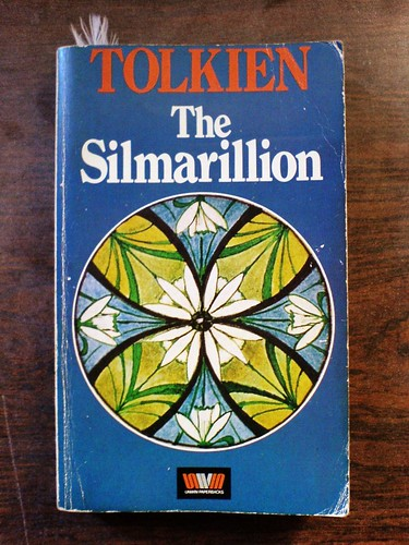 the silmarillion - unwin books pocket version