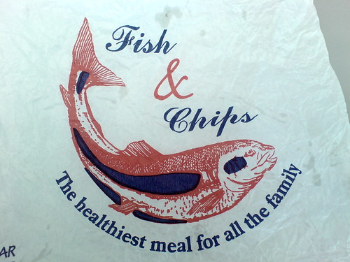 fish and chips healthy?!