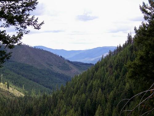 Lower Clark Fork Valley, western Montana