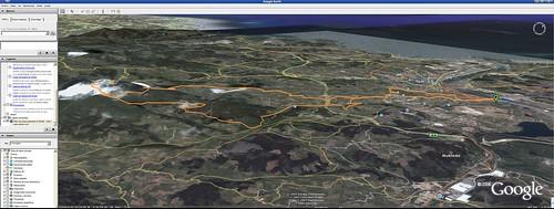 Mapa ruta GorfolÃ