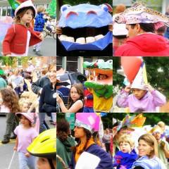 (c) Hilltown Families - RiverFest 2006 in Shelburne Falls, MA.