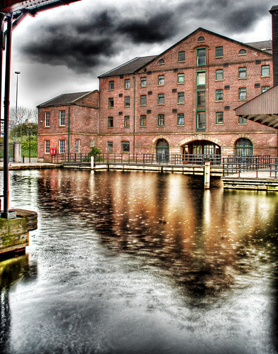 Victoria quays, Sheffield by Paolo Margari