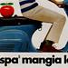 1960's Advertising - Poster - Piaggio Vespa (Italy)