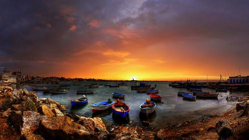 Algeria, Port of Tamentefoust