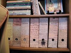 Magazine Files & Bookcase