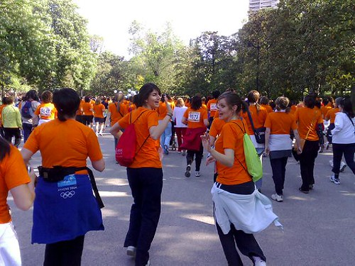Carrera de la mujer Madrid
