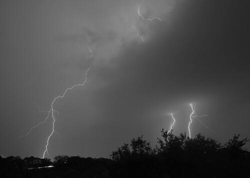 How to Take Lightning Shots