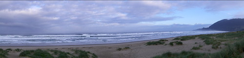Morning at the Oregon Coast