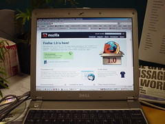 Mozilla Firefox 1.0 is Released